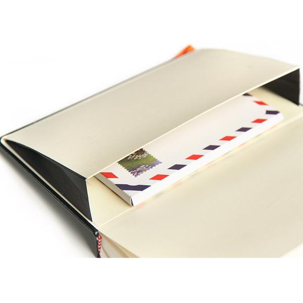 高档文具笔记本 A5绑带创意款记事本子 厚日记本
